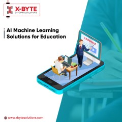 AI and ML Solutions for Education | X-Byte Enterprise Solutions