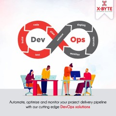 Top DevOps Consulting Service Provider Company in UAE | X-Byte Enterprise Solutions