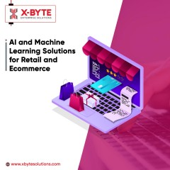 AI and ML Solutions for Retail and Ecommerce | X-Byte Enterprise Solutions