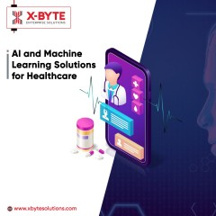 AI and ML Solutions for Healthcare | X-Byte Enterprise Solutions