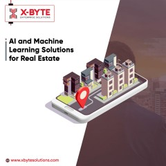 AI and ML Solutions for Real Estate | X-Byte Enterprise Solutions