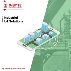 Top Industrial IoT Solutions | IIOT Solutions | X-Byte Enterprise Solutions