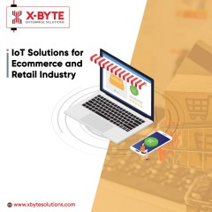 Smart IoT Solutions for Ecommerce and Retail Industry | X-Byte Enterprise Solutions