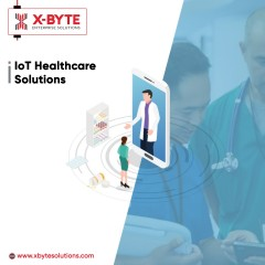 IoT Solutions for Healthcare Industry | Medical Solutions | X-Byte Enterprise Solution